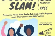 Youth Poetry Slam!