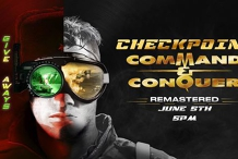 Command & Conquer Remastered Launch party
