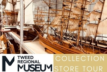 Museum Collection Store Tour