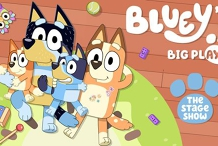 Bluey's Big Play the Stage Show