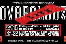 Govapalooza Lite = Event 1 - Pearl Jam & Nirvana