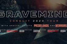 Gravemind | Conduit 2020 - Launceston ***60 Tickets Left***