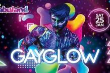 Gayglow: Queer UV & Neon Party ft Joanne at Sircuit