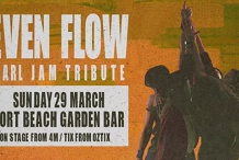 Pearl Jam tribute live at the Port Beach Garden Bar