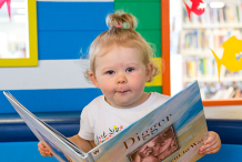 Babies, books and rhymes