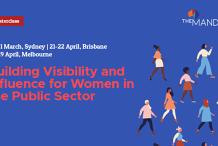 Building Visibility and Influence for Women (Melbourne)