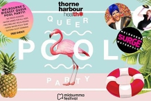 Midsumma Queer Pool Party