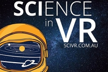 Immersive Science IV: Science Champions - A Family SciVR Event