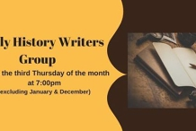 Family History Writers Group via ZOOM