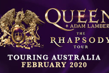 Queen + Adam Lambert Photo Opportunity Experience