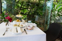 High Tea (Brunch Sitting) at Melbourne Zoo
