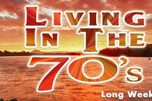 LIVING IN THE 70s Tweed Cruise - October Long Weekend