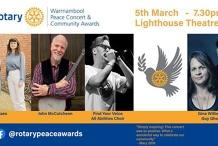 Rotary Peace Concert