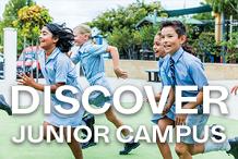 Discover Launceston Grammar - Junior Campus June 2020