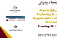 Free Webinar: Exploring Trade Opportunities with Indonesia