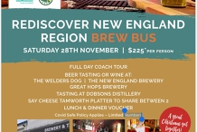 Rediscover New England - Brew Bus