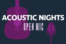 Acoustic Wednesday - Open Mic