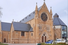 Sunday Mass at St Mary's Cathedral
