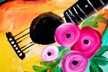 Guitar & Roses - Stacks Bar Restaurant