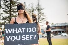 Byron Bay Animal Advocates outreach