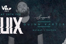 Mr Wolf pres. Quix | Friday 28th Feb