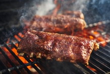 Barbecue and Charcoal Cooking Class