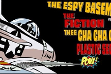 The Fiction & Thee Cha Cha Chas & Plastic Section at the Espy