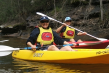 Social Kayaking Session