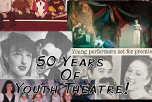 Hands of Time - 50 Years of Youth Theatre