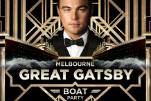 Great Gatsby Boat Party ($20 off tickets for meetup members)