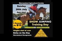 Warrnambool - Show Jumping Training Day