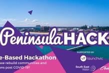 PeninsulaHACK 2020 - Home-Based Hackathon