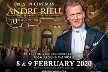 Andre Rieu: 70 Years Young @Five Star Cinemas