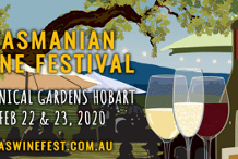 Tasmanian Wine Festival 2020 - Sunday Session: 12pm-5pm