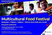 Multicultural Food Festival