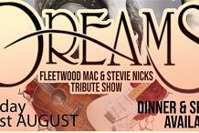 DREAMS - Fleetwood Mac Tribute Show