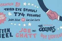 Third Eye Stimuli X TY4 Records Label Party
