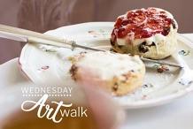 Wednesday Art Walk