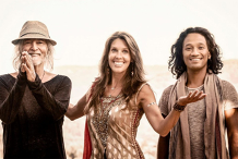 Deva Premal & Miten with Manose and Temple Band - On the Wings of Mantra
