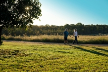 Get Back on Track running Challenge in Western Sydney Parklands