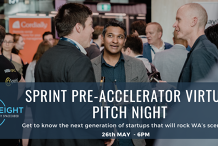 Sprint Pre-Accelerator Virtual Pitch Night