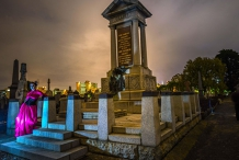 Halloween Tours of Melbourne General Cemetery
