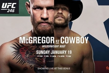 UFC 246 - McGregor vs. Cowboy - LIVE and LOUD at Hinterland Hotel