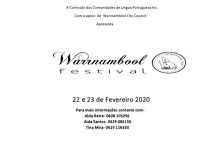 Warrnambool Portuguese Festival 2020