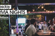 Tuesday Trivia Nights at Lightbox