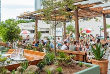 Gin and Jazz With DJ Tyrone and Lisa La Celle at The Island Rooftop