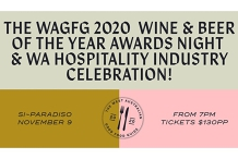 WAGFG HOSPITALITY INDUSTRY PARTY & WINE AND BEER OF THE YEAR AWARDS NIGHT