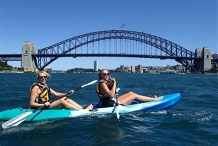 Women's 'Easy' Sydney Harbour Kayak // Saturday 28th March