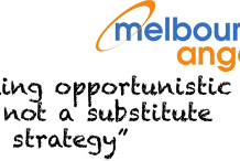 Melbourne Angels Masterclass - Designing Your Investment Thesis
