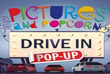 Pictures and Popcorn - Drive In Movie